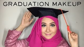 Graduation MakeUp & Hijab | Collaboration with DeaDesideria