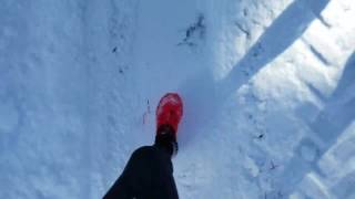 2017 DAY 5 - SNOWY HILL INTERVAL - NORTHERN LIMITS ENDURANCE COACH