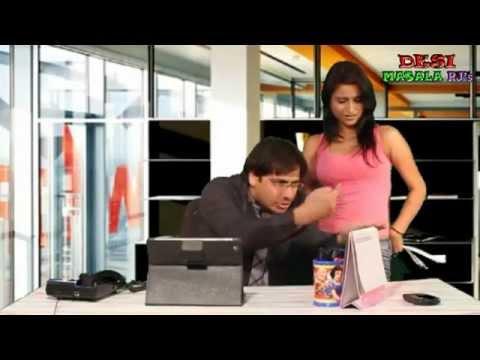 Sexy Secretary_s hot pussy cat - PROMO