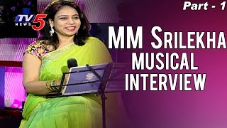 MM Srilekha Musical Interview | Valentines Day Special | Part - 1 | TV5 News
