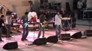 Arabic Rock band JadaL - Ya Ahla 3youn (Live)