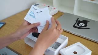 FPT Shop - Khui hộp & Hướng dẫn sử dụng bộ phát wifi di động 3G TP-LINK - M5250