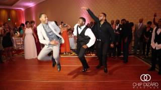 Omega Psi Phi Wedding Dance —Nothing but the DAWG in ME!