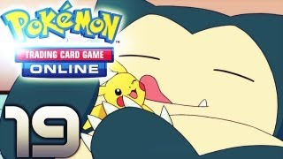 Quad Snorlax rematch! - Pokémon Trading Card Game Online #19