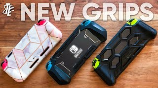 NEW Best Nintendo Switch Grip Case Accessories! - Mumba Case Review