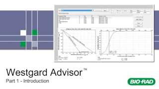 Bio-Rad Westgard Advisor for Unity Real Time Training - Part 1 - Introduction
