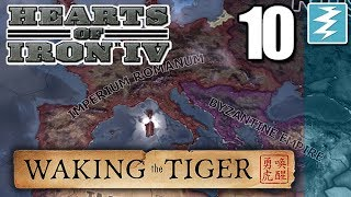 LIBERATE ROMAN ROMANIA [10] With Aldrahill - Hearts of Iron IV - Waking The Tiger DLC