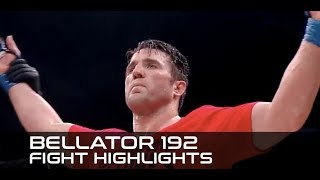 Bellator 192 Fight Highlights: Chael Sonnen Takes Out Rampage; Rory MacDonald Wins Belt