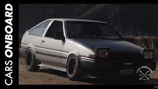 [SHORT FILM] TOYOTA COROLLA GT-S AE86