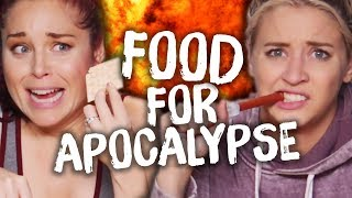5 Survival Foods That NEVER Expire (Cheat Day)