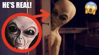 I FOUND AN ALIEN IN REAL LIFE! *Area 51?*