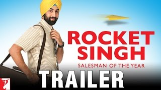 Rocket Singh - Salesman of the Year | Official Trailer | Ranbir Kapoor