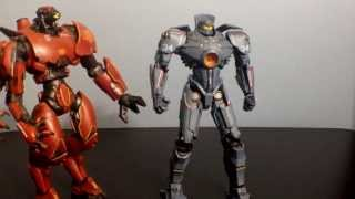 Neca Pacific Rim 7 Inch Jaeger Gipsy Danger Figure Review