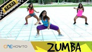 Pitbull Zumba Workout - El Taxi