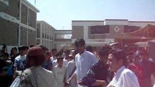 Garrison Academy Quetta-Boys Attan