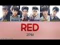 Como Cantar Red - 2PM (Letra Simplificada)