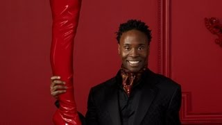 """""""Kinky Boots"""" star makes remarkable comeback"""