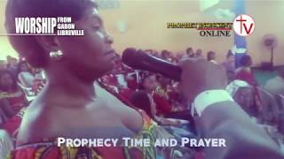 Prophet Innocent gives the prophecy a woman stubborn sunday 22 july part 1