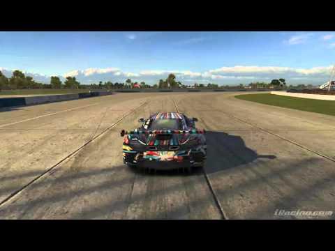 Xxx Mp4 IRacing McLaren MP4 GT3 Sebring Int 2 00 Xxx 3gp Sex