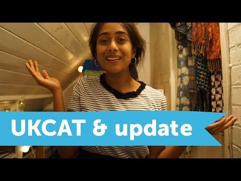 Manisha Update | UKCAT and an update