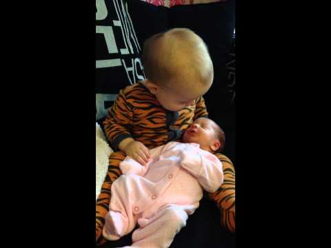 Xxx Mp4 Brothers First Cuddles With Baby Sister Leo And Esme Xxx 3gp Sex