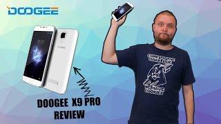 Doogee X9 Pro Review. Nice budget smartphone