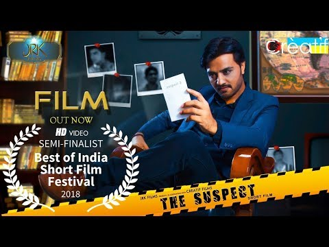 Xxx Mp4 Hindi Suspense Thriller Short Film The Suspect JRK Films Creatif Indian Short Films 3gp Sex
