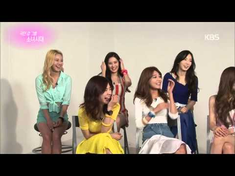 [CC RoughTrans] 150131 SNSD Entertainment Weekly Cut - Sunny's Sex Appeal