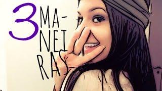 3 maneiras de: Gravar videos com o celular // Michelle Garcia