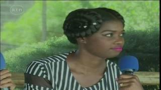 Straight up: One on One with female rapper Wangeci, Dec 10th 2016