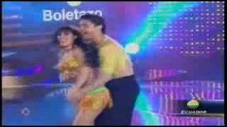 Bailando por el Mundo Shirley y Juancho (Ecuador) - Samba
