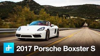 2017 Porsche 718 Boxster - First Drive