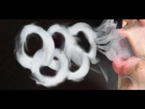 Challenge To All People....Best Smoke Trick Ever.The Incredible Smoking Man