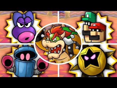 Xxx Mp4 Mario Luigi Bowser S Inside Story 3DS All X Bosses The Gauntlet 3gp Sex