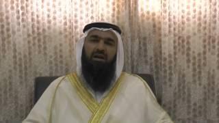معنى التسبيح -للشيخ الدكتور محمد هشام الطاهري