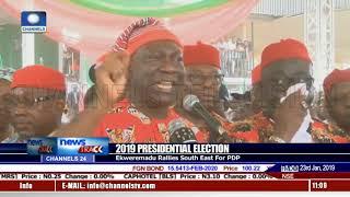 Ekweremadu Rallies South East For PDP