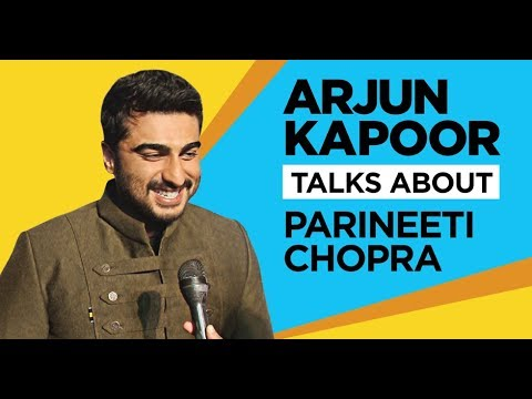 "Xxx Mp4 ""Everything Has Changed "" Arjun Kapoor Back With Parineeti After Ishaqzaade 3gp Sex"