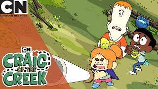 Craig of the Creek | Battle with the Friend of Nature | Cartoon Network
