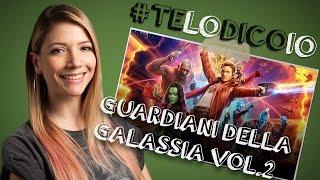 Musica a tutto volume con Guardiani della Galassia 2! #TeLoDicoIo