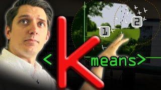 K-means & Image Segmentation - Computerphile