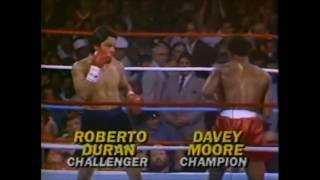 Four Kings style breakdown - Roberto Duran's underrated outfighting