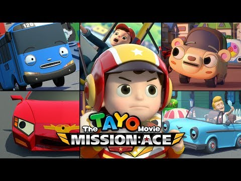 [The Tayo Movie] Mission: Ace