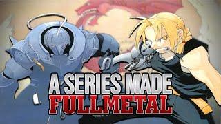 Fullmetal Alchemist Retrospective | A Series Made Fullmetal