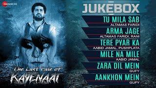 The Last Tale of Kayenaat - Full Movie Audio Jukebox   Zeeshan Khan & Vani Vashisth