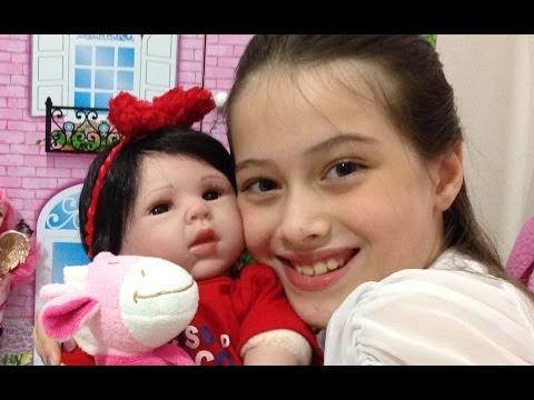 Mais detalhes da minha Baby Allie e primeiras comprinhas Julia Silva