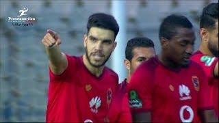 """الهدف الأول لـ الأهلي امام وادي دجلة """" وليد ازارو """" الجولة الـ 32 الدوري المصري"""