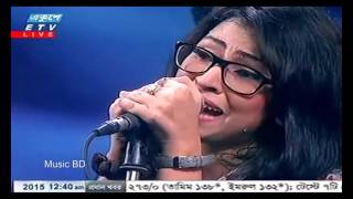 amar mon tore parlam na bujhaite by Bangla folk Song Live performance 2016 by Turin Bangladeshi Idol
