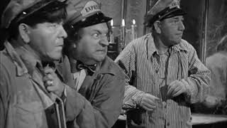 The Three Stooges: The Ghost Talks