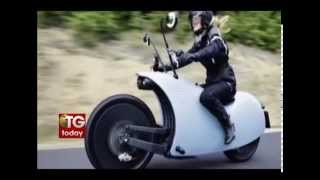 Electric Motorcycle by Johammer