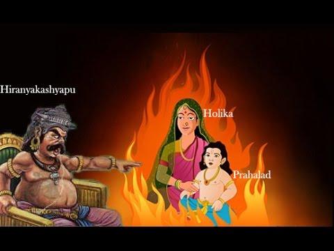Holi festival - Why we celebrate Holi